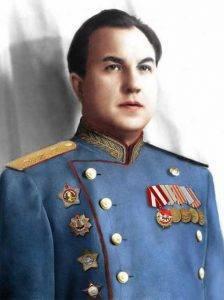 Генерал Абакумов В.С.