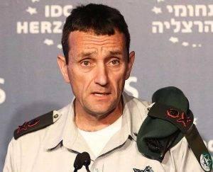 Херци Ха-Леви, израильская военная разведка Аман