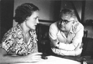 Евдокия и Владимир Петровы