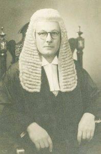 Судья Джефри Рид