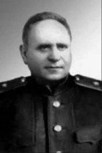 Генерал Бабич И.Я.
