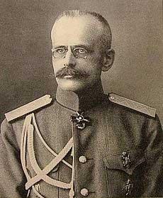 генерал Беляев Михаил Алексеевич