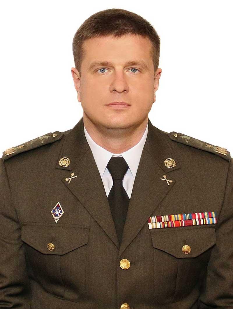 Бурба Василий Васильевич