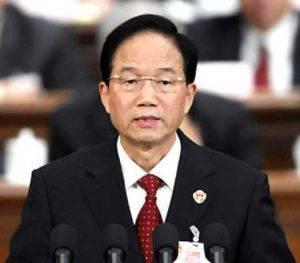 Цзя Чуньван, Министерство государственной безопасности КНР