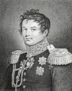 Барон Ганс Эренфрид фон Дибич