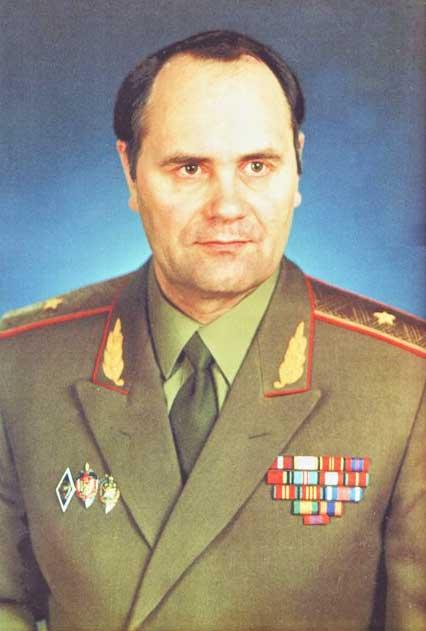 Николай Михайлович Голушко