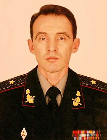 Гмыза Сергей Александрович
