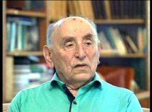 Исер Харел - директор Моссад в 1952 - 1963 годах