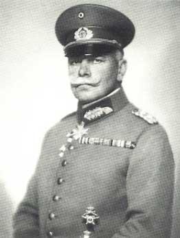 майор Вильгельм Хей (Wilhelm Heye)