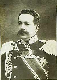 генерал Янушкевич Николай Николаевич