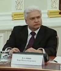 генерал-полковник Игорь Калинин