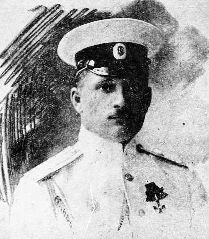 Кедров Михаил Александрович