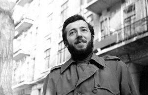 Борис Красный тогда: Киев, около 1971 года