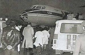 Развязка драмы в аэропорту Тбилиси.