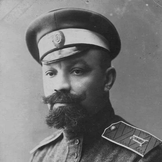 генерал Кутепов