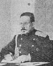 генерал Мышлаевский Александр Захарьевич
