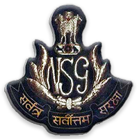 Гвардия национальной защиты (NSG) сил специальных операций полиции Индии