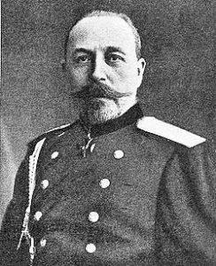 генерал Палицын Федор Федорович