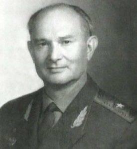генерал-майор Поляков