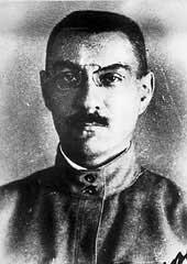 генерал Потапов Николай Михайлович