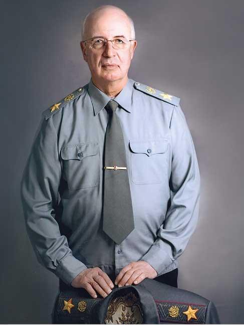 генерал армии Украины Владимир Радченко