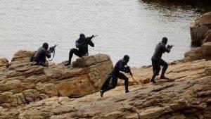SEAL - морские котики США