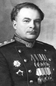 Генерал Селивановский Н.Н.