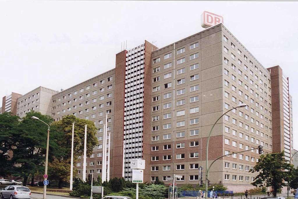 Штаб-квартира Главного управления разведки Штази,