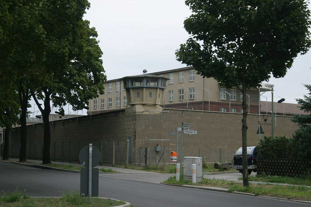 Центральная тюрьма Штази