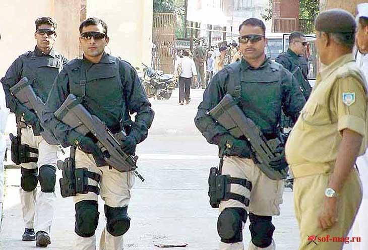 Группа специальной защиты Индии