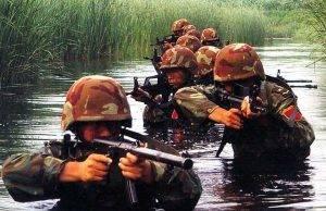 Силы специальных операций Китая