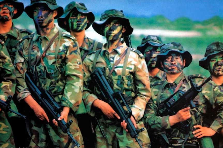 Силы специальных операций (ССО) Китая