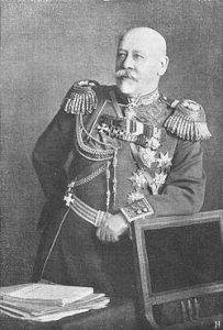 генерал Сухомлинов Владимир Александрович