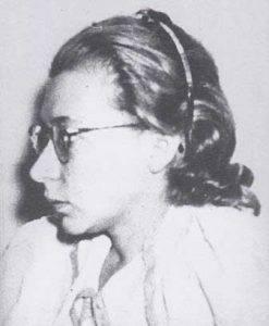 Сильвия Агелофф, которая познакомила Меркадера и Троцкого.