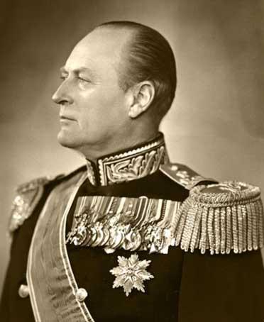 король Улаф V