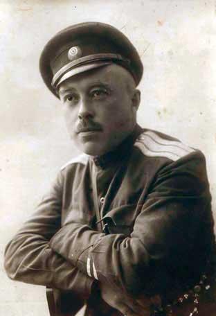 Атаман Дутов